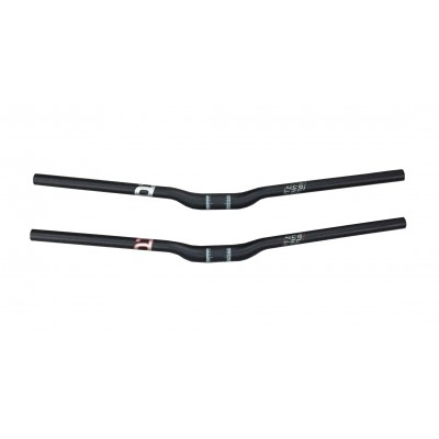 MTB Riser Handle Bar - Carbon