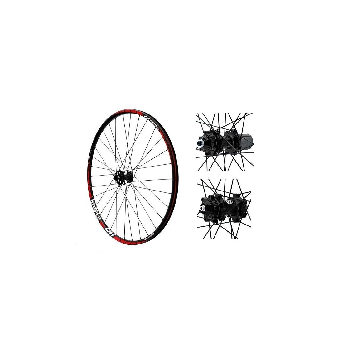 Blackjack sniper dh wheels